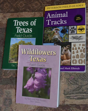 Books trackingtreeswildflowers